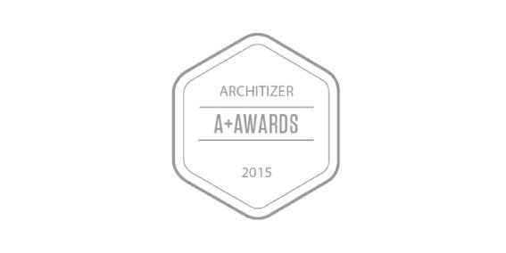 architizer a+ award 2015