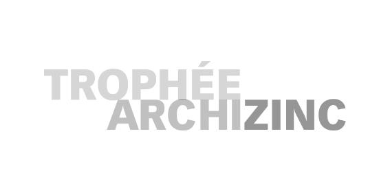 trophée archizinc. 4th edition