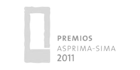 premios asprima-sima 2011