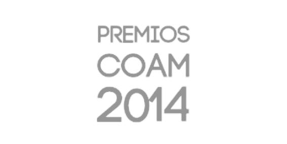 premios COAM 2014