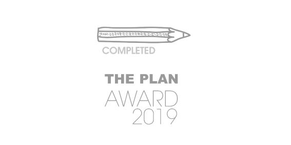 the plan awards 2019